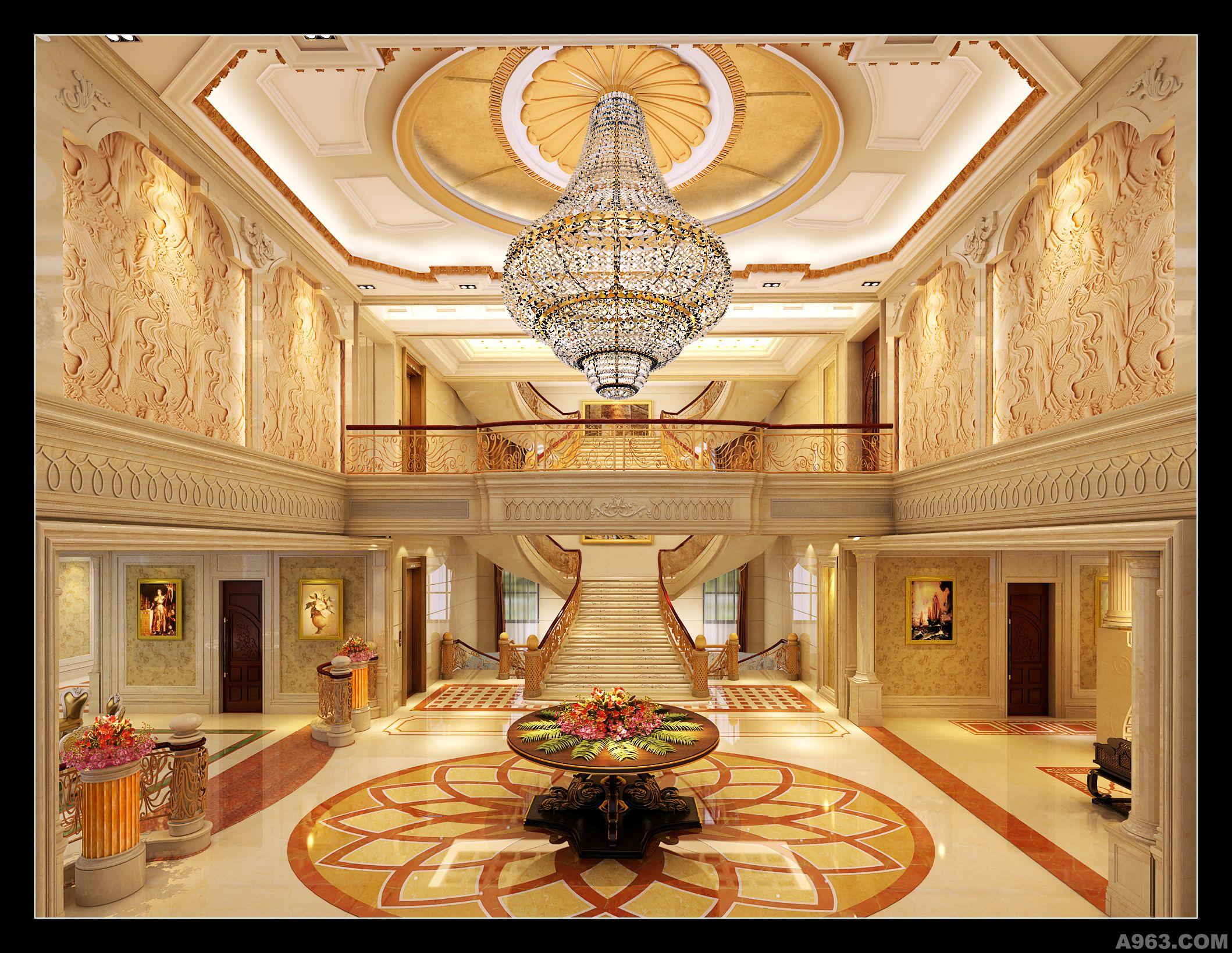 李擎精彩演绎欧式新古典主义别墅