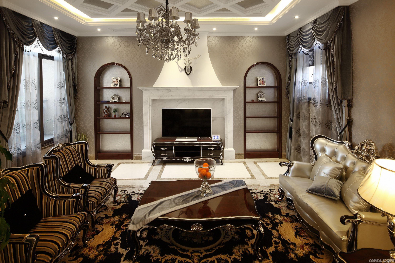 别墅豪宅设计作品 – 方案